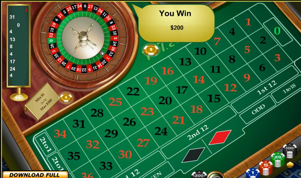 Zaruceny sposob ako zarobit na rulete